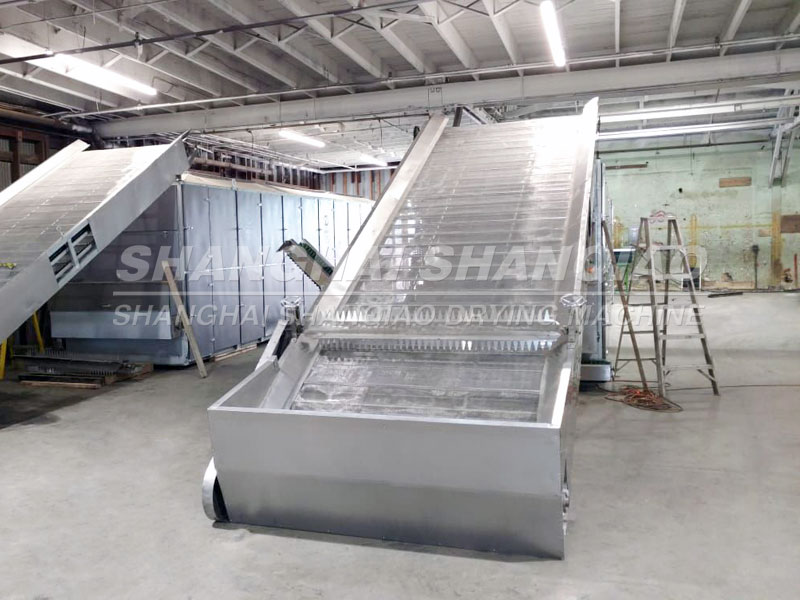 Chili Pepper Drying Machine